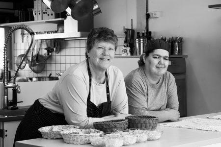 Køkken Anne og Mia